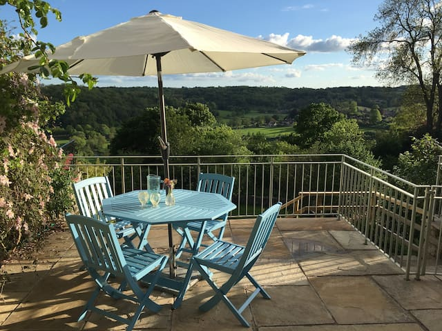 Period property ten mins from Bath - Limpley Stoke, Bath - Hus