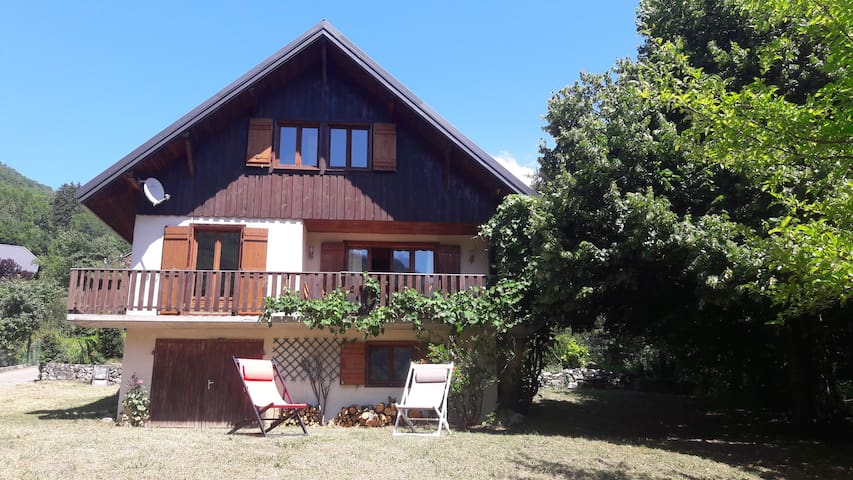 Chalet du lac - Vaujany - Alpes d'Huez