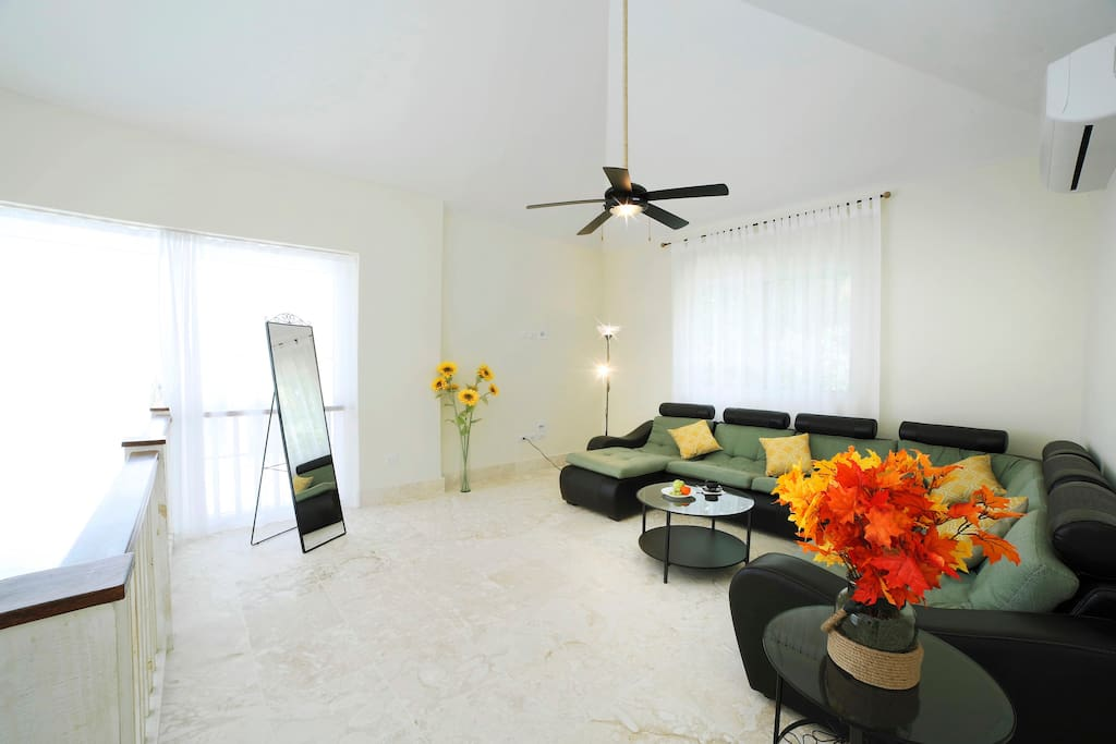 Enjoy the roomy second floor with amazing design.