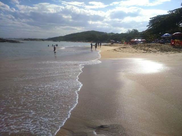 Temporada Guarapari - Praia de Setiba