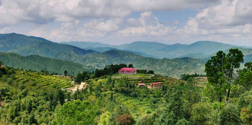 Dyo - The Organic Village Resort - Mukteshwar - Boutique-Hotel