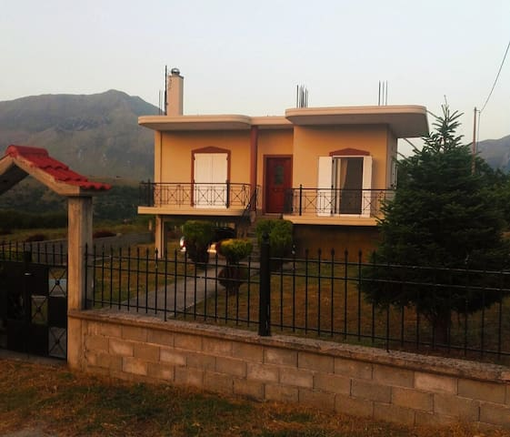 The best house for holidays at Preveza !! - Driofito - Rumah