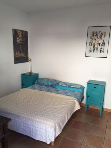 DOUBLE ROOM WITH BATH, TERRACE AND WIFI. CADAQUÉS - Cadaqués - Hus