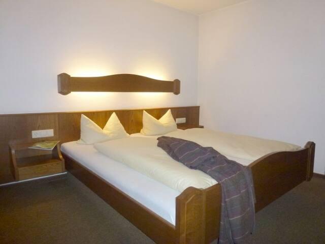 Gasthof Hotel Rebstock, (Winden im Elztal), Doppelzimmer Standard mit Dusche und WC