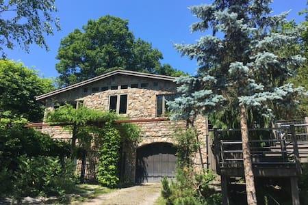 Modern Stonehouse - Rhinebeck