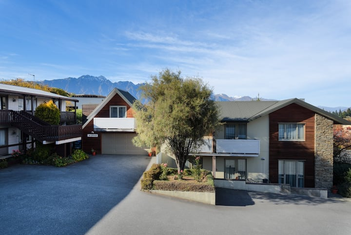 Studio at Queenstown Motel Apartments