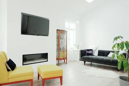 Ponsonby-Villa. En suite Room - Ház