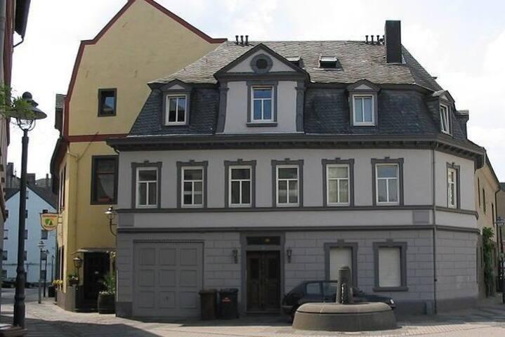 1 ZKB Apartment in Barockhaus, Ko-Ehrenbreitstein