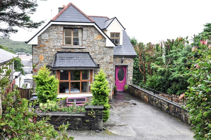 Charming House in Clifden,  County Galway