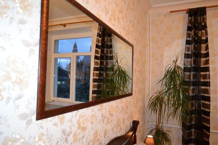 Hrushevsky Apartment