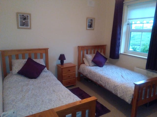 Charming Knockcroghery Village accommodation - Knockcroghery - Bungalow