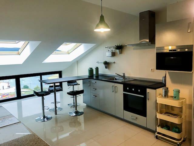 Acogedor Apartamento - Cozy Apartment FISTERRA