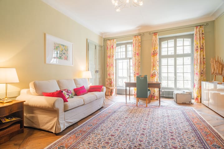 Beautiful double room in a fantastic location.