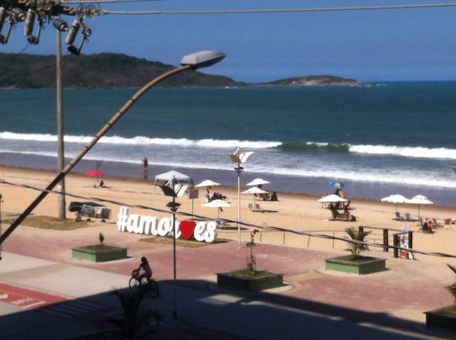 Apartamento - Vista para o mar - Guarapari - Apartament