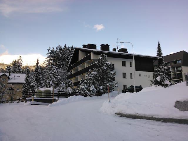 Gemütliche Ferienwohnung - Vaz/Obervaz - Appartement