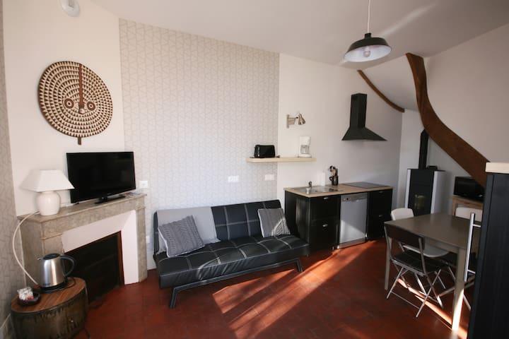 Gîte Ici et Là - Venarey-les-Laumes - Wohnung