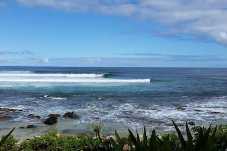 N Shore Tiny House - Haleiwa - Vendégház
