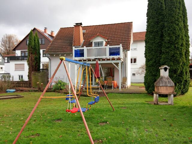 House Ferienhaus Tanja for 8 persons in Nentershausen
