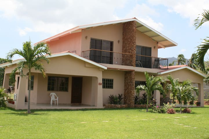 Gorgeous Two Bedroom House in Gated Community - Panamá Oeste - Haus