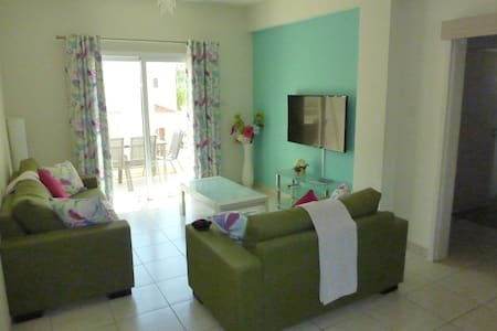 Spacious 2 Bedroom Apartment In Protaras