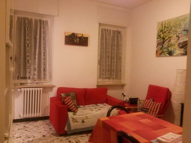AFFITTASI  GRAZIOSO TRILOCALE ARREDATO - Asti - Lägenhet