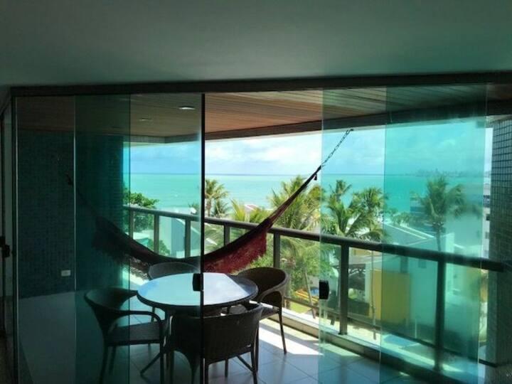 Magnífico AP Beira Mar