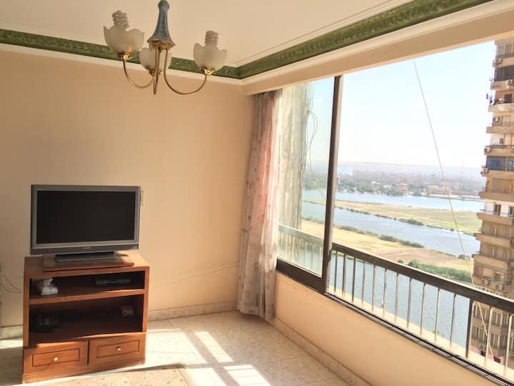 Window on the Nile