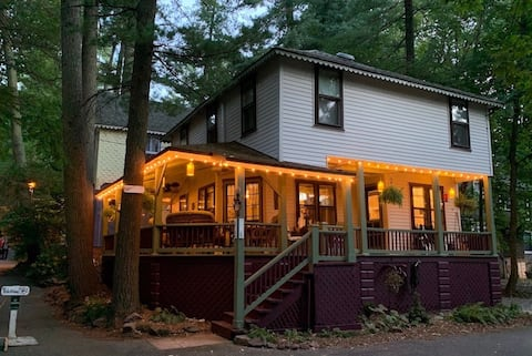 Lovely Yr Round Cottage, In the Heart of Mt.Gretna