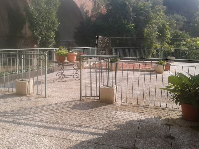 La casa della terrazza - Santuario - Apartamento