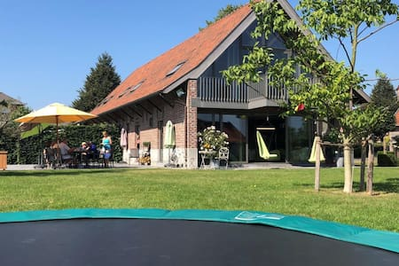 Charming totally renovated farmhouse - 19 persons