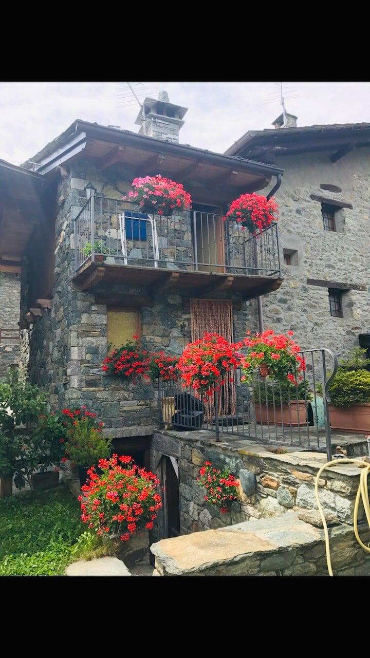 Maison de montagne 🏔