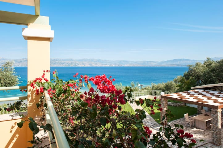 Holidays for big families in Corfu - Corfu, Kerkira - Vila