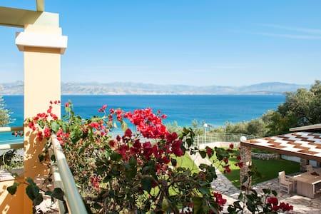 Holidays for big families in Corfu - Corfu, Kerkira - Huvila