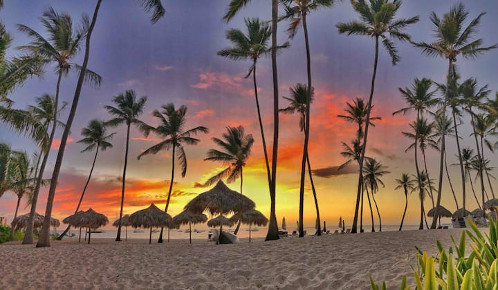 Robinson Crusoe Beach Tropical Suit 1Bedroom