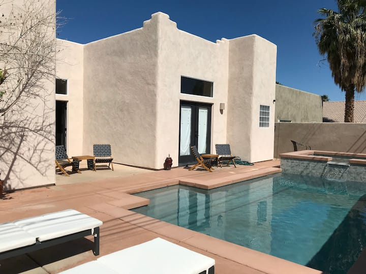 Casa luisa provides the perfect getaway.