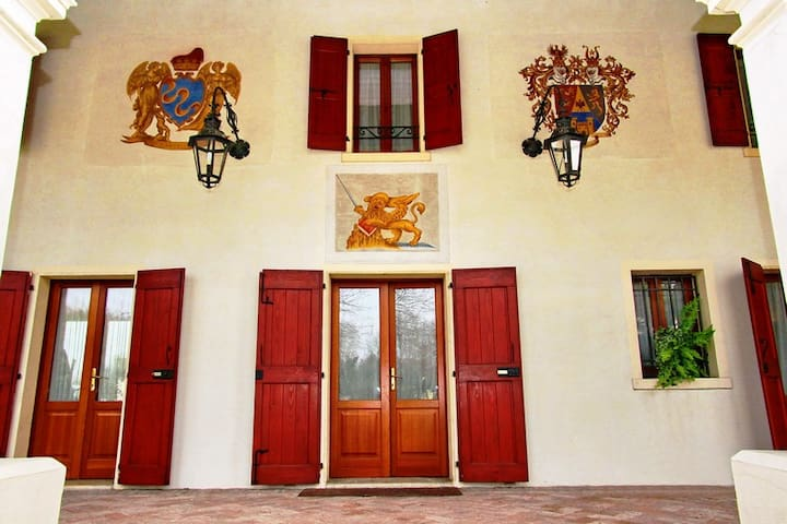 Villa Querini C strategic for visit Venice - Preganziol - Apartment