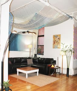 Super Cute Brooklyn Loft - Brooklyn - Apartment