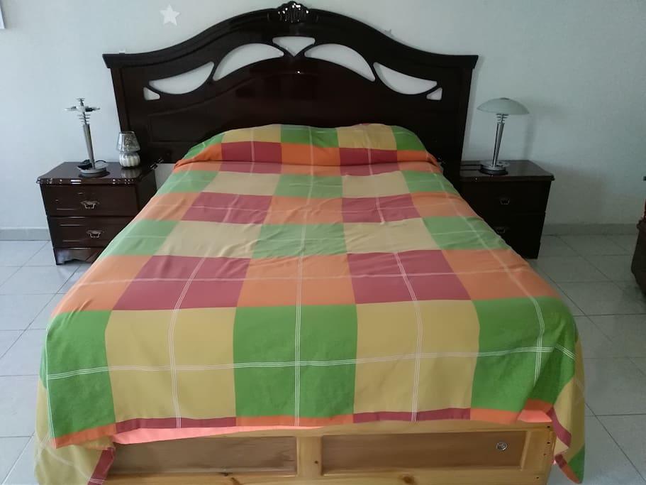 cama matrimoial