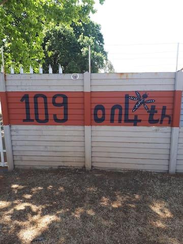 109 on 4th