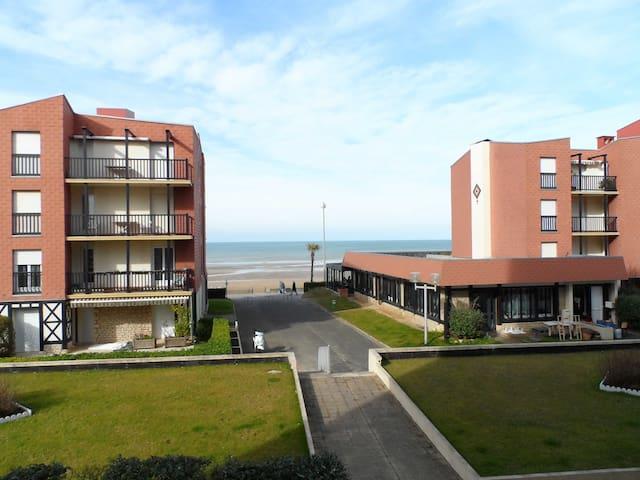 Cabourg, Bord de mer, Proche centre-ville - Cabourg - Apartamento