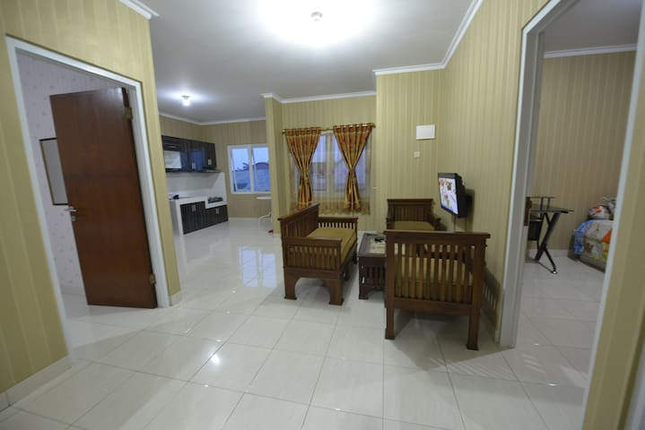 Full 3rd Floor with 3 BR at Grand Galaxy City