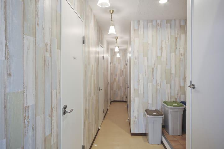 【ROOM B】 GREAT ACCESS TO SHINJUKU!! - Toshima-ku - Apartment