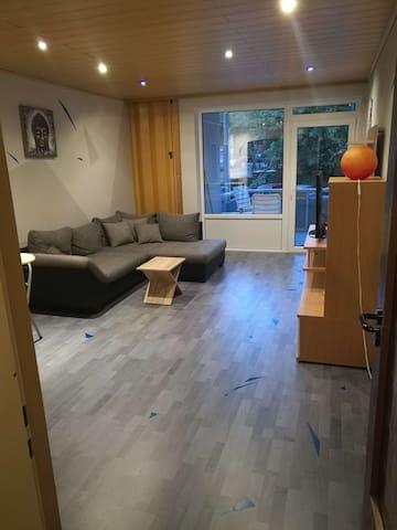 Appartement Nähe Messe Düsseldorf u.Flughafen 38qm