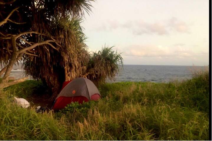Maui - Paia - Tent - fully equiped