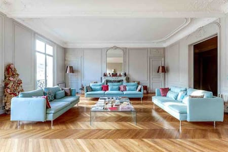 PARIS AMAZING APT❤️240 m2 CHAMPS ELYSEES 6/12 4b❤️
