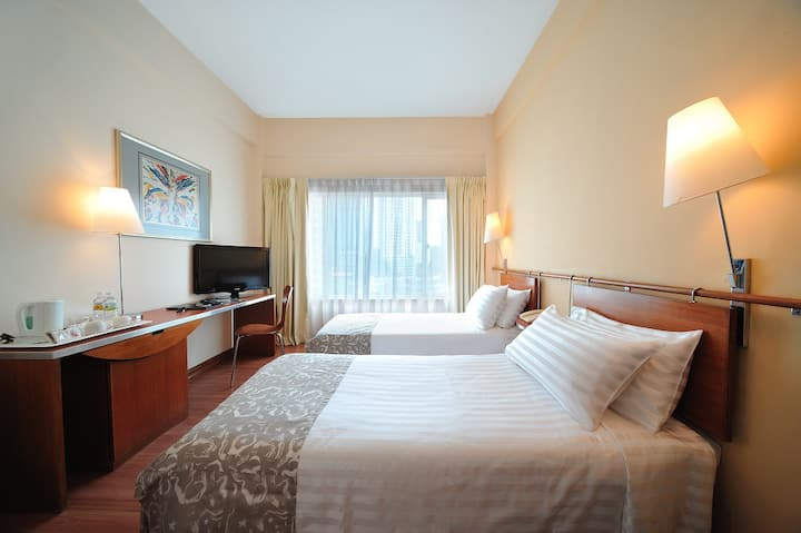 Cozy Superior Room at Bukit Bintang