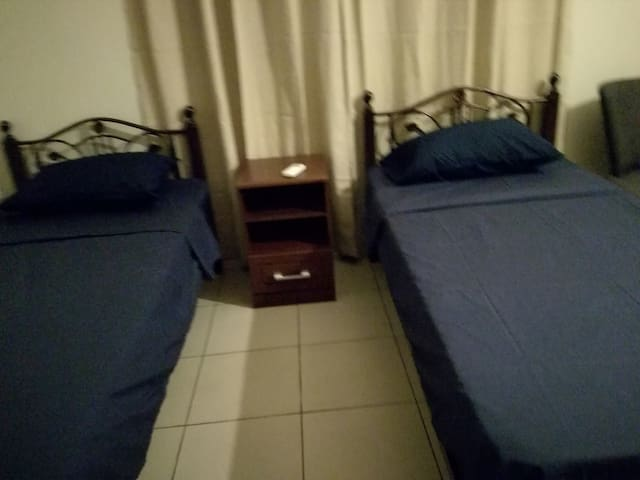 Spacious, comfortable room  in middle of Chaguanas
