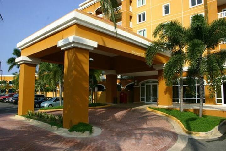 Amazing beach front private suite - Dorado - Villa