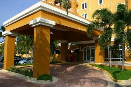 Amazing beach front private suite - Dorado - วิลล่า