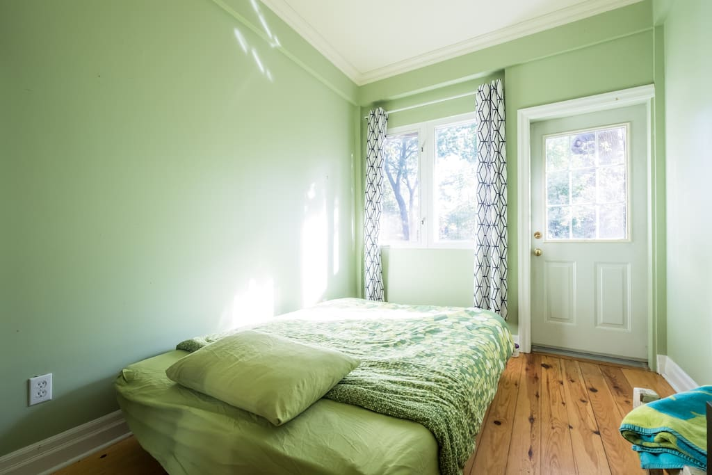 This will be your room!